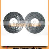 "4"" Concrete Wet and dry Floor Polishing Pad"