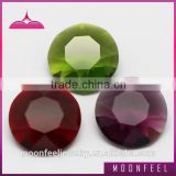 round colored glass stones in bulk