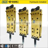 hydraulic excavator breaker for JCB backhoe loader