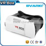 Head Mount Plastic Vr Box 3d Glasses Virtual Reality Glasses For Google Cardboard 3d Moive Glasses For 3.5-6.0 Inch Mobile Phone