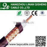 Factory outlet 75-5 Coaxial cable rg6 outdoor jacket MOQ 20KM fast delivery RG59 coaxial cable