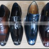 Mature italian formal brand name leather shoes