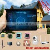 TYT Energy Saving home Domotica 2.4G ultra high frequency building automation system brushed metal Zigbee home automation system