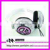New Style Bling headphones Great Gift Party
