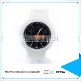 New arrival in bulk bracelet wrist sports watch custom logo silicon watch from china watch factory