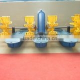 Paddle wheel Aerator 4 impellers