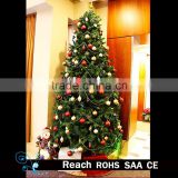 Christmas tree ball / artificial christmas tree / indoor decorative artificial oak tree