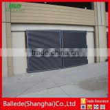 high quality aluminum louver driveway gate
