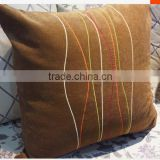 soft square corduroy cushion, sofa/bed backrest pillow
