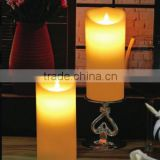 USB Rechargeable LED moving wick flameless candles                                                                         Quality Choice