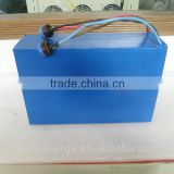 Customized polymer 60v 20ah li-ion battery pack for electric scooter, motocycle, UPS