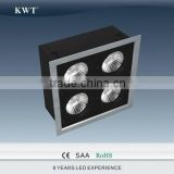 Square 50W AR111 Led Spot Light,Led Ceiling light,Led DownLight 4x12W,110V/220V/12V