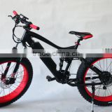 electric bike /Full suspension fat bike