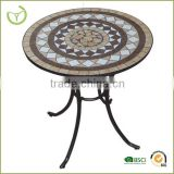 Classic HL-T-13003 mosaic bistro table for sale                                                                         Quality Choice