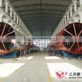 rotary dryer / industry drying equipment / industry drying machinery