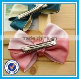 Fancy french barrette hair clips wholesale girls hair bands for kids
