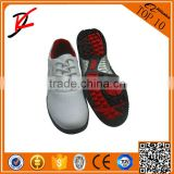 Mens Coloured Handmade Flexible Light Weight Spikeless Golf Shoes Unique Style Soft Spikes Wholesale                                                                                         Most Popular