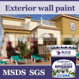 Calomi Exterior Air Permeable Waterproof Emulsion Paint