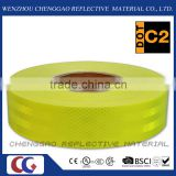 Diamond Grade Fluorescent 3M DOT C2 Clear Reflective Tape for Vehicle