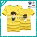 New! printed lovers couple t-shirts, cute graphic t shirt for lovers (lyt-04000335)