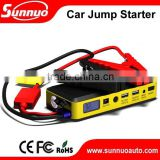 UL AC adaptor High Emergency 14000mAh Power Bank Car Jump Starter Booster Packs                                                                         Quality Choice