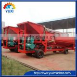 2016 Mini Alluvial Placer Gold Mining Trommel Gold Washing Plant Mobile Gold Wash Plant Mining Trommel Wash Plant For Sale