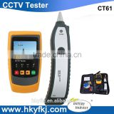 Digital Multi Function Cctv Tester, digital Lcd Cctv Tester Wire Cable Tracker Tester (CT61)