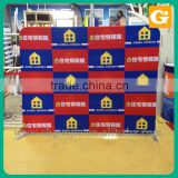 A Frame Fabric Cling Stand Printing PDQ Carton Displays room fabric backdrop