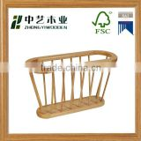 Hot sale Chinese factory supply cheap office furniture wooden office magazine rack wooden file rack