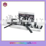 Advertising Watch Display Stand/Fashion Bangle Watch Display Showcase Hot Sale