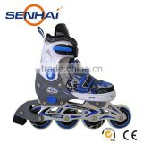 SENHAI/ACTION adjustable roller skate CE flashing roller skates Junior Sport Shoes Outdoor Sporting Products Fitness Equipment