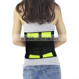 2016 very popular for Super tight compression pullers Slim Neoprene Waist Trimmer Belt Support