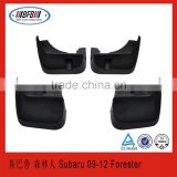 car body parts PP FOR Subaru Forester 2009-2012 Splash flap kit mud guard