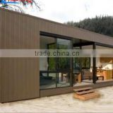 40ft 20ft sandwich panel light steel prebuilt house container prices prefab portable container house, domotory
