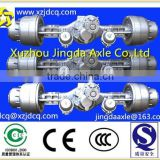 XCMG tandem GTH16 axle rear axle front axle for XCMG off-road construction machinery harvester GTZ16 axle tandem axle
