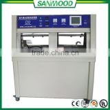 304 stainless steel Plastic weathering test chamber/UV aging testing equipment/UV aging test machine