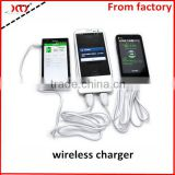 portable universal wireless charger galaxy s4 mini for mobile smart phones usb charger