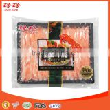 Frozen Simulated Snow Crab Leg