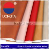 High quality calf skin leather for shoes /Synthetic leather
