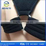 High elastic straps both shoulder and upper back support unisex underwear posture correction belt