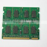 High quality DDR2 6400 Laptop RAM 1GB 800MHZ