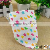 2016 Combed Cotton Custom Design Bandana Baby Bib for Infant Cartoon Seliva Towel China Bibs Supplier