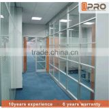 home room movable wall partition board for glass office door