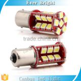 New Led Canbus Free Error 1156 30SMD LED 5050 Car Auto Brake light turning light ,can bus led lights