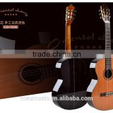 39 inch solid top classical guitar made in China guitar factory (CG-710S)