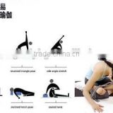 Free sample SH-055 body building wholesale EVA yoga brick for fitness/head/foot/back exercise