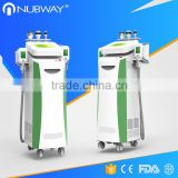 Copper radiator and DC cooling fans weight loss machine freezing fat cell slimming machine