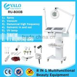 YL-R800B(8 in1) Floor stand face care machine