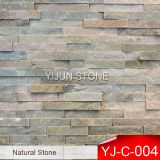 YIJUN/ YJ-C-004 Natural slate stone products cultured stone wall stone