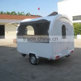 Mobile Street Mobile Ice Cream trailer / Ice Cream Cart / Mobile Ice Cream Stand / Easily-movable Ice Cream Stall